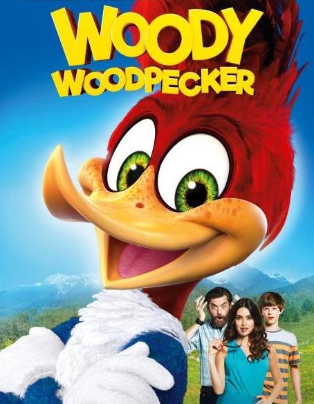 woody woodpecker poster copy