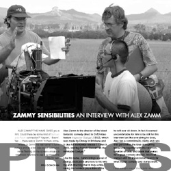 Alex Zamm Press