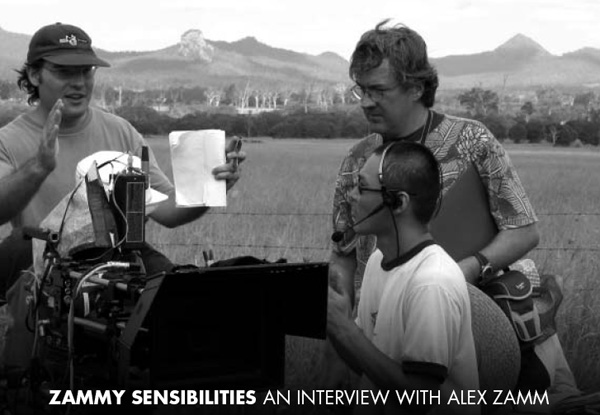A downloadable PDF of Alex Zamm's interview in Metro Magazine #135